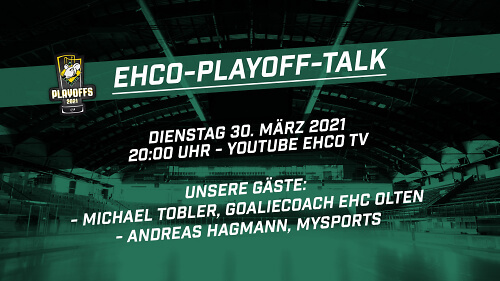Playoff Talk Dienstag