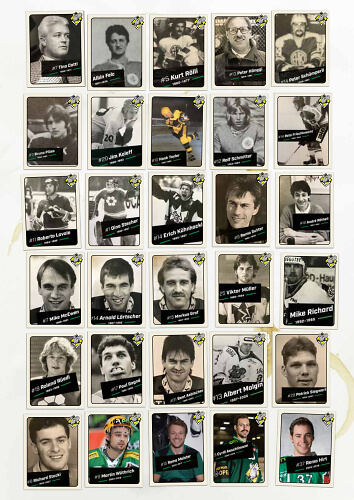 Wall of Fame 30 Legenden page 0001